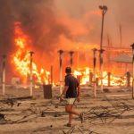Itália registra mais de 800 focos de incêndio no fim de semana