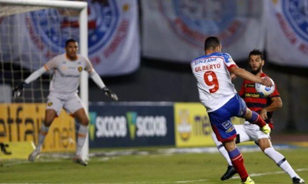 Derrota para o Sport expõe declínio técnico do Bahia em pior momento da temporada