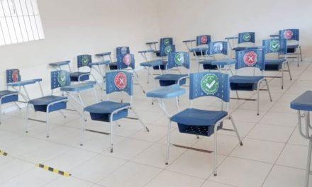 Escolas da rede estadual retornam hoje