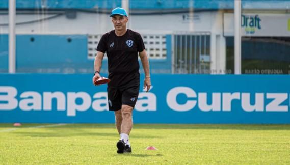 Fonseca quebra a marca: há mais de dois anos que um técnico não estreava com vitória no Papão