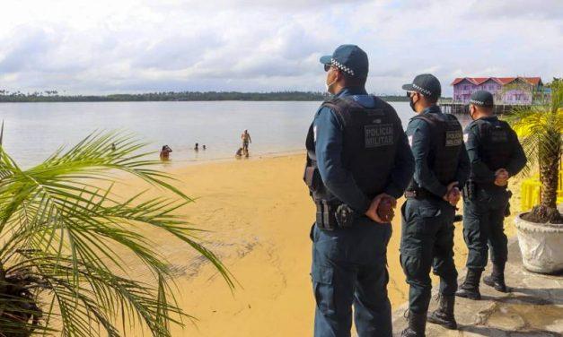 PM garante verão seguro com redução de furtos e roubos em Cametá
