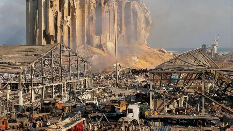 ONG acusa de governo libanês de 'negligência criminosa' por explosão em Beirute