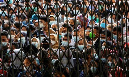 Indonésia ultrapassa marca de 100 mil mortes de Covid-19