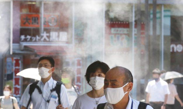 Tóquio registra mais de 5 mil casos novos de Covid-19 em um só dia, pior marca desde o início da pandemia