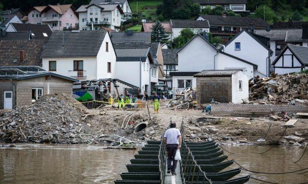 Alemanha abre investigações por negligência nas inundações