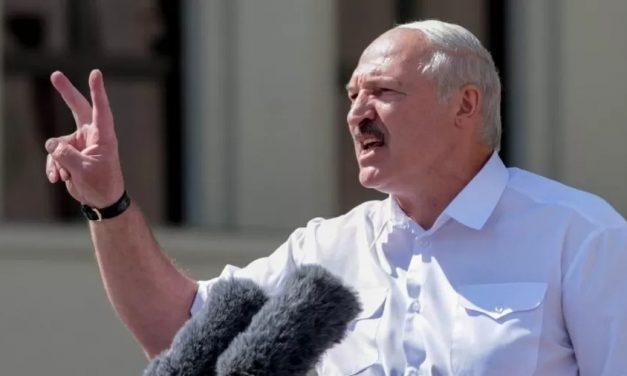 Há um ano de 'eleição', EUA e Reino Unido impõem sanções a Belarus