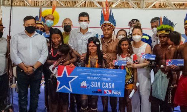 Encontro reforça contato do Governo do Estado com povos indígenas do Pará