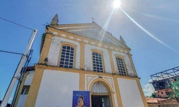 Igreja de São João Batista recebe tombamento do Governo do Pará como patrimônio do Estado
