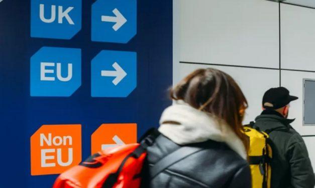 Exames de covid-19 chegam a custar cinco vezes mais que voos na Europa