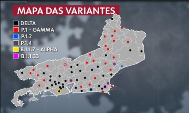 Secretaria de Saúde do RJ diz que capital é 'epicentro' da variante delta e pede mais leitos