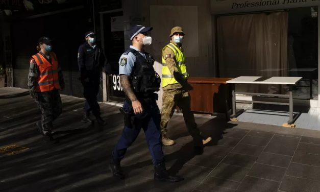 Austrália envia militares a Sydney para garantir cumprimento de lockdown
