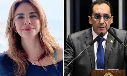 Luciana Gimenez ganha processo contra Jorge Kajuru e recebe R$ 100 mil de indenização