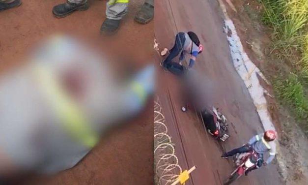 Homem é executado a tiros após assalto em Abaetetuba