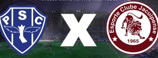 Paysandu vence o Jacupiense-BA e assume a vice liderança  da Série C
