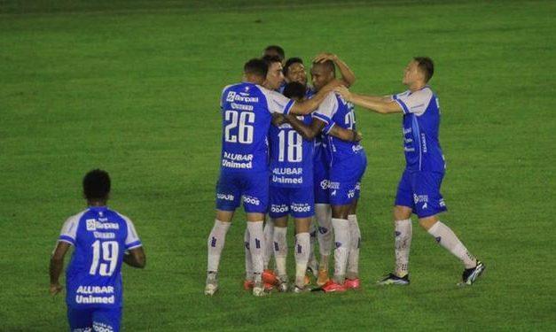 Paysandu foi o único clube que venceu na rodada pelo grupo A da Série C