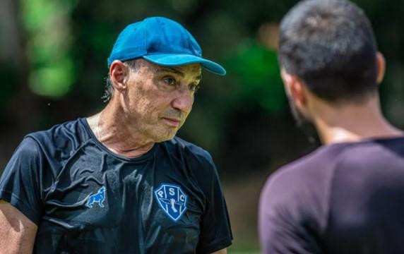 """Fonseca já faz as contas por classificação do Paysandu e mira jogo contra o Voltaço: """"Decisivo"""""""