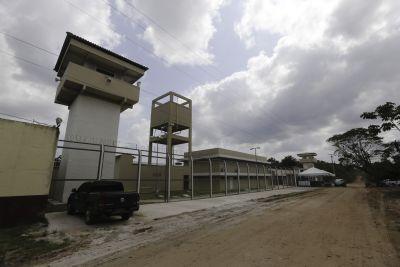 Unidades penais de Abaetetuba vão receber obras e ações jurídicas e de saúde