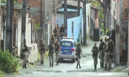 Valéria tem mais uma madrugada de tiroteios e ônibus seguem sem entrar na região, em Salvador