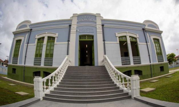 Apresentação da Amazônia Jazz Band reabre Teatro do Liceu da Música em Bragança