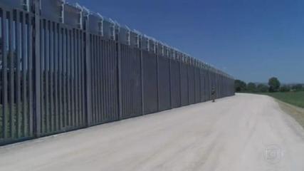Agência da ONU pede que países deixem a fronteira com o Afeganistão aberta