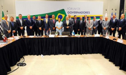 Governadores de todo o país se reúnem nesta segunda para debater defesa da democracia
