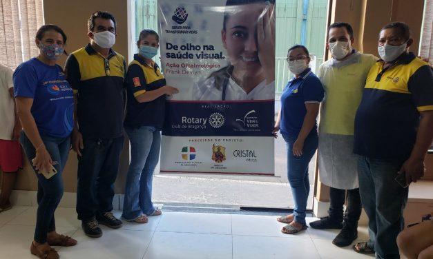 Rotary realiza ação filantrópica