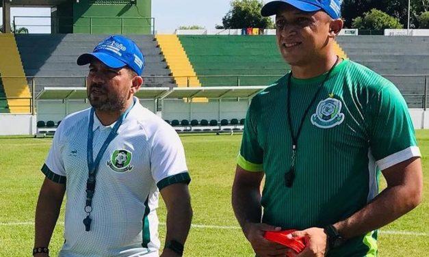 Auxiliar de Robson Melo, Emerson Almeida assume o Pinheirense na Segundinha do Parazão 2021