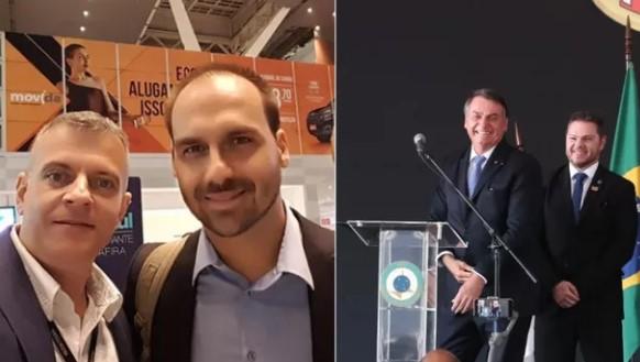 Amigos da família Bolsonaro são premiados com cargos da Polícia Federal no exterior