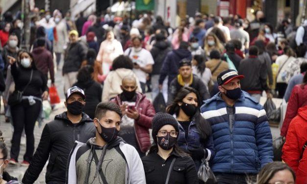 Brasil atinge 213,3 milhões de habitantes, diz IBGE