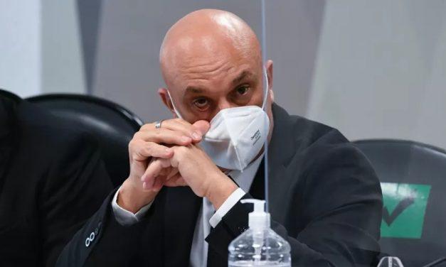 Suspeito de ser 'lobista' da Precisa foi 25 vezes ao Ministério da Saúde