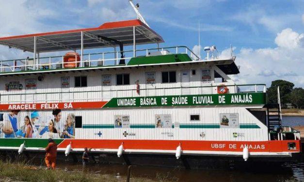 Anajás é o 13° município a receber o Projeto 'Saúde Por Todo o Pará'