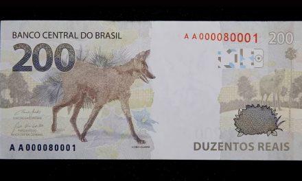 Nota de R$ 200, criada para não faltar dinheiro, faz 1 ano e está encalhada