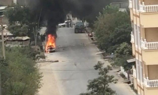 Sistema antimísseis dos EUA intercepta 5 foguetes lançados contra o aeroporto de Cabul