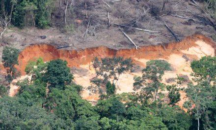 Área ocupada por mineração no Brasil cresceu mais de 564% em três décadas e meia, aponta levantamento