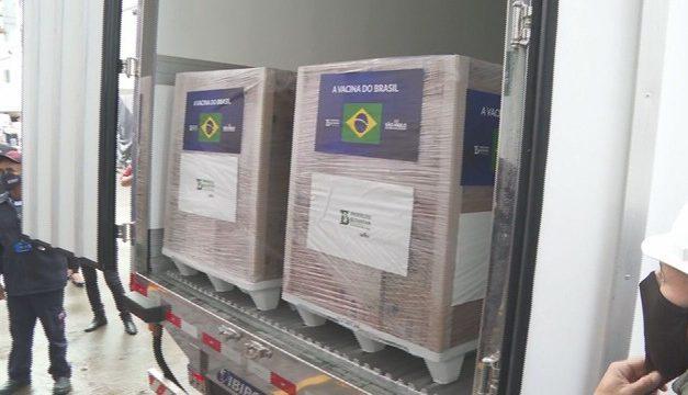 Butantan entrega 10 milhões de doses da CoronaVac ao Ministério da Saúde nesta segunda-feira e adia final da entrega