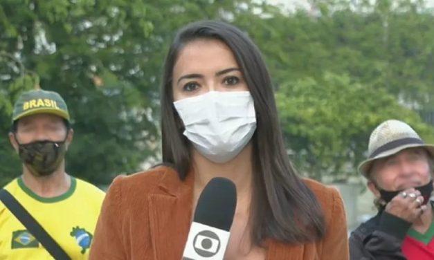 """Repórter da Globo é ameaçada após reportagem com denúncias contra empresa: """"Episódio gravíssimo"""""""