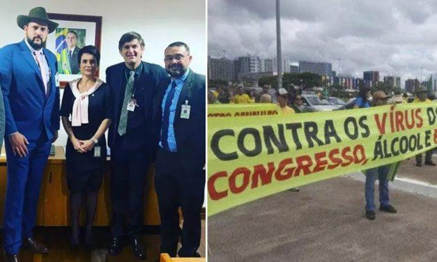 Secretaria no Planalto fez duas reuniões com organizadores do 7 de setembro
