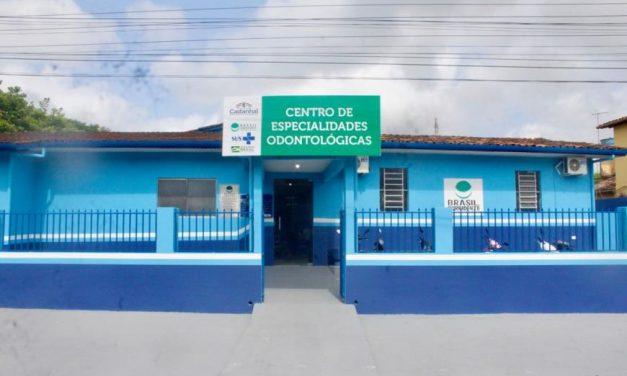Prefeitura reforma o Posto de Saúde Luiz Charlet e o Centro de Especialidades Odontológicas (CEO)