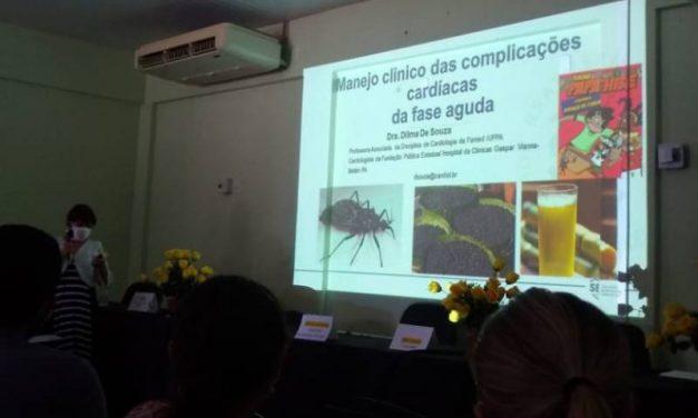 Conferência sobre doença de Chagas é realizada em Castanhal