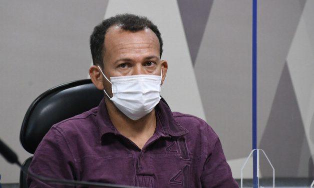 Motoboy diz à CPI que fez saque acima de R$ 400 mil e visitas a ministério