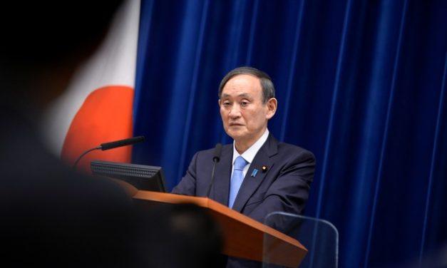 Primeiro-ministro do Japão anuncia que vai deixar o cargo