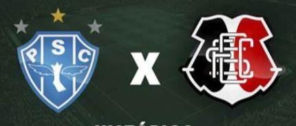 Para seguir no G4 da Série C, Paysandu pega o Santa Cruz neste domingo na Curuzu