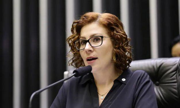 Carla Zambelli depõe à PF sobre atos de 7 de setembro