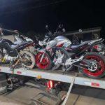 Detran apreende 17 motocicletas irregulares em Abaetetuba