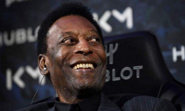 Pelé afirma ter feito cirurgia no cólon para remover tumor