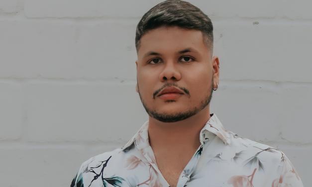 Cantor Marcos Salgado celebra aniversário de carreira com show especial em Bragança