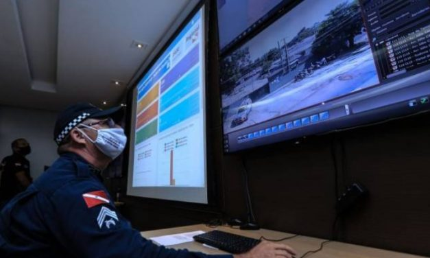 Videomonitoramento contribui para cumprimento da justiça e combate à criminalidade no PA