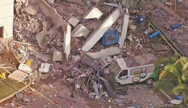 'A gente pensou que era um avião caindo', diz vizinha de fábrica de pastilhas que explodiu no Rio