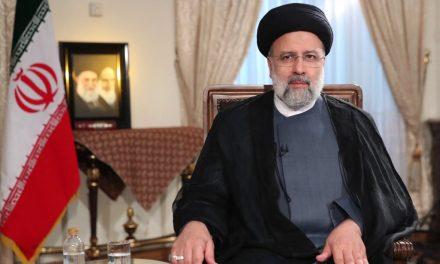 Irã é transparente sobre atividades nucleares, afirma presidente Raisi