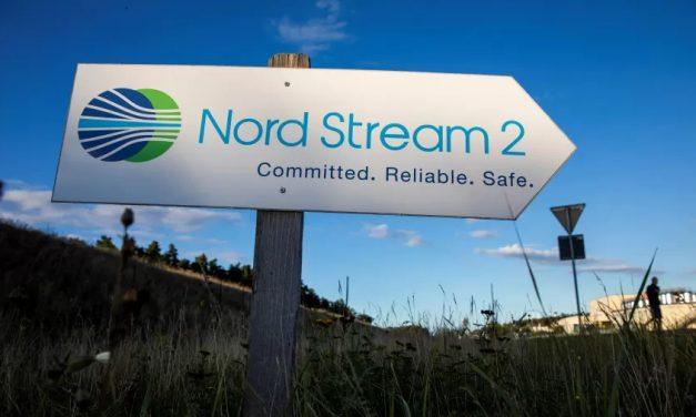 Gasoduto Nord Stream 2 entre Rússia e Alemanha é concluído após anos de tensão
